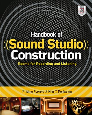 Master Handbook of Sound Studio Construction By Pohlmann, Ken C.